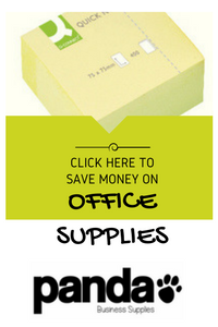 Save Money on Office Supplies with Panda Business Supplies